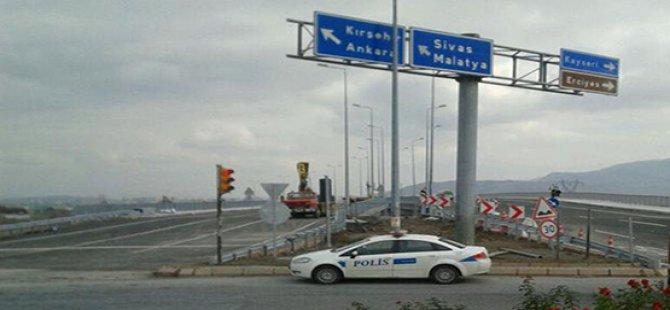 Kayseri Karayolları'ndan Boğazköprü Açıklaması