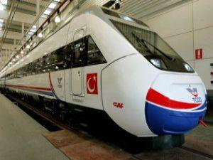 15 İl Hızlı Trenle  Bağlanıyor