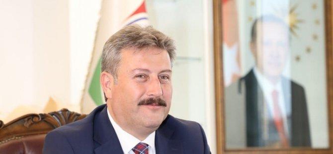 Başkan Palancıoğlu Çarşı projesini açıkladı