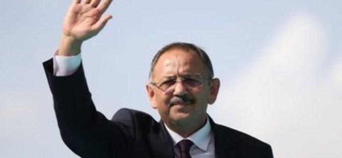 Özhaseki Tüm Ankaralılara ve dava arkadaşlarına teşekkür etti