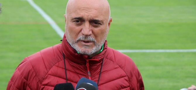 """Karaman: """"Galatasaray maçında kendimizi affettireceğiz"""""""