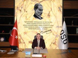 Başkan Nursaçan'ın 23 Nisan mesajı