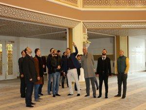 Mimarsinan OSB Cami, Kırım'da yapılacak camiye örnek olacak