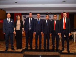 KSMMMO'da Meslekte Kayseri Grubu'nun adayları tanıtıldı