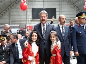 """Palancıoğlu, """"Akıl Küpü Bilgilendirme Otobüsü; Gelecek yıl 23 Nisan günü Çocuklarımıza hediyemiz olacak"""""""