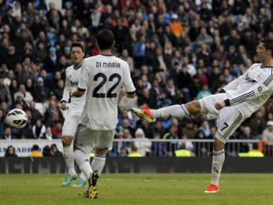Real madrid fark attı:5-1