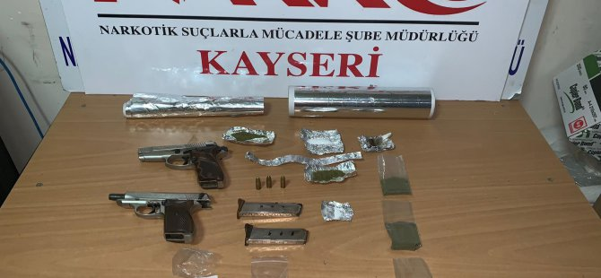 Kayseri Narkotik uyuşturucu tacirlerine göz açtırmıyor