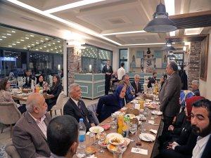 Talas Belediye Başkanı Yalçın'dan Meclis Üyelerine İftar