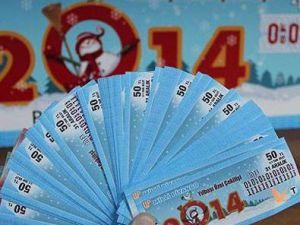 Yılbaşı biletleri satışa çıktı