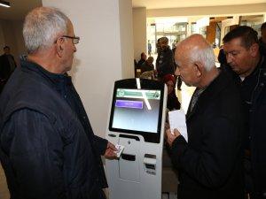 """Başkan Palancıoğlu, """"Hizmet ve Yatırımı Gören Vergisini Ödüyor"""""""