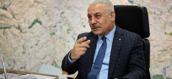 Kayseri DSİ'den Tapulaştırma açıklaması