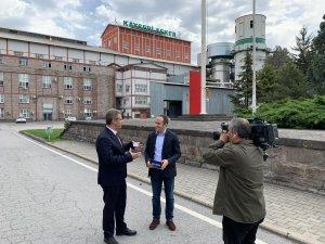 TRT Kayseri Şeker'de