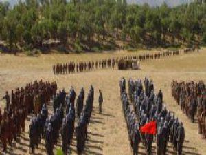 Türkiye'den çekilecek olan PKK'lıların gideceği o kamplar