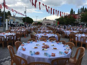 Kayseri'de Seyyar Mutfak 3 bin kişiye kadar toplu yemek