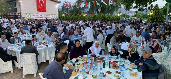 ŞEKER SOFRASINA KAYSERİ VE BÜNYAN'DAN 1500 ÇİFTÇİ KATILDI