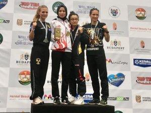 Hayriye Türksoy, Dünya Kupası Şampiyonu oldu