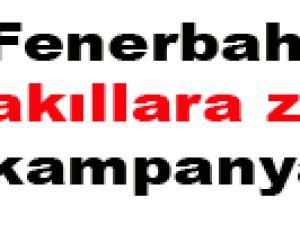 Fenerbahçe'de akıllara zarar veren kampanya