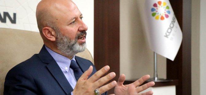 """Başkan Çolakbayraldar: """"Bütçemizin yüzde 80'nini yatırıma harcıyoruz"""""""