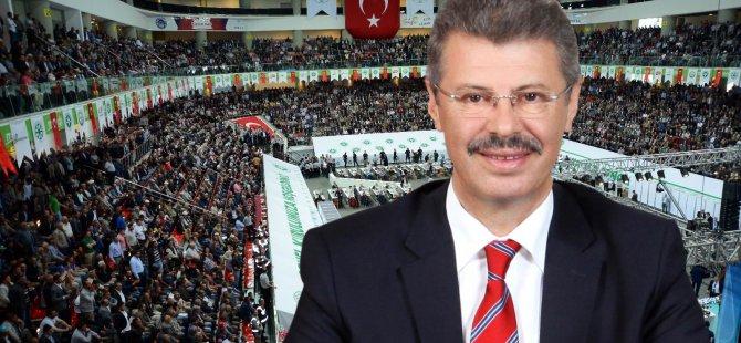Başkan Akay'dan Turhal Şeker mesajı