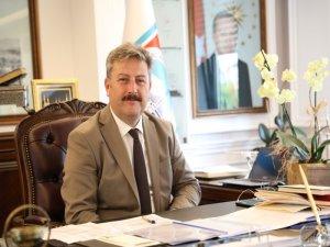"""Palancıoğlu:""""Yerelde Başlayan Başarılar Artık Milli Takımlarımız ile de Devam Etmektedir"""""""