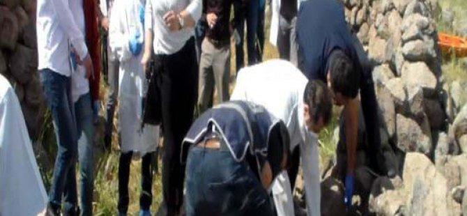 Türkmen'in cesedi bulundu ortağını öldürdükten sonra benzinle yaktı