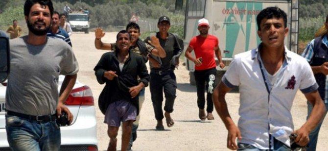 Suriye uyruklu vatandaşlara karşı halkı galeyana getiren 1 kişi gözaltına alındı