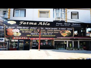 FATMA ABLA UNLU MAMÜLLERİ 3. ŞUBESİYLE DOĞUM EVİ KARŞISINDA