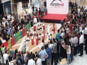 KAYSERmall 'da Babalar Günü Üç Farklı Etkinlikle Kutlandı