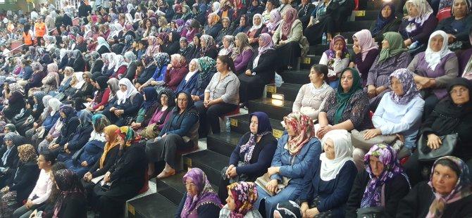 Kayseri Şeker'in Genel Kuruluna Kadın çiftçilerden de yoğun ilgi