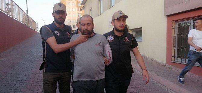 Kayseri'de DEAŞ'ın sözde emiri yakalandı