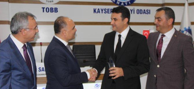 100 şirketin 3'ü Kayseri'den