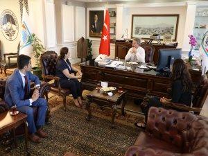 """Palancıoğlu: """"Sosyal Belediyecilik Çalışmalarımız İle Toplumsal Dayanışmaya Ve Barışa Katkı Sağlıyoruz"""""""