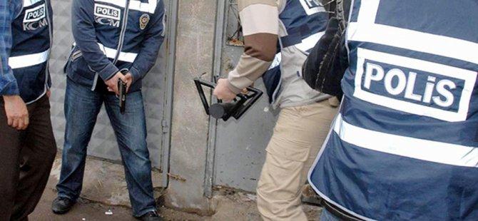 Kayseri polisi uyuşturucu madde ticareti yapanlara göz açtırmıyor: 8 gözaltı