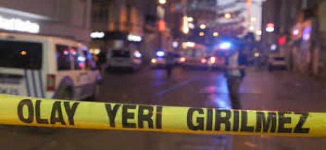 Talas'ta bina görevlisini bıçakladı