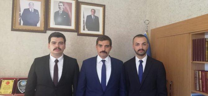 Kayseri Ülkü Ocakları Başkanı Serdar Turan oldu