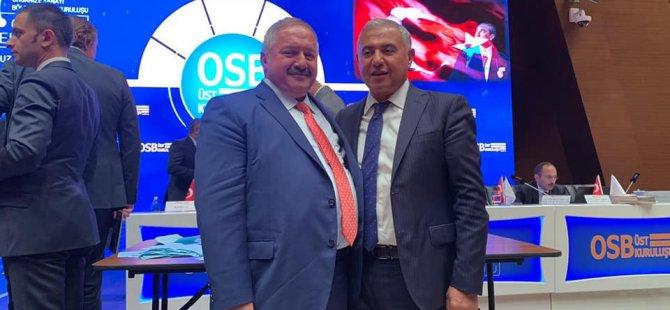 Kayseri OSB tekrar OSBÜK yönetiminde
