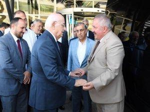 İsmail Kahraman'dan Kayseri OSB Ziyareti