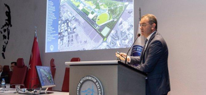 Kayseri'de o proje tamamladı 1 milyon 260 bin metrekare