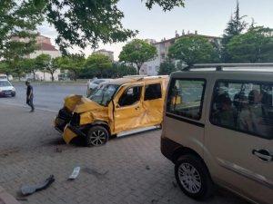 Kayseri'de meydana gelen 3 ayrı kaza