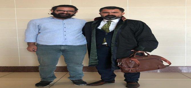 CHP Milletvekili Arık'a omurgasız diyen CHP'li genç beraat etti