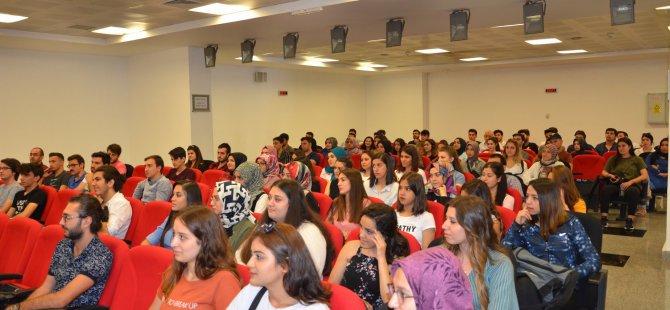 Kayseri'de 130 üniversiteli iş başı yaptı