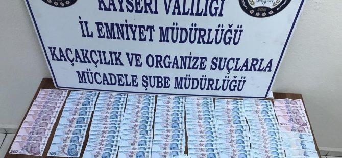 60 bin TL sahte para ile yakalanan kalpazanlara ceza yağdı