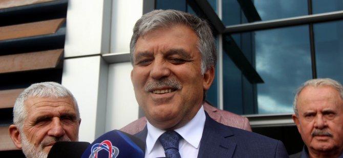 Gül Kayseri'de sıfır çekti yeni parti sorusuna bakın ne cevap verdi?