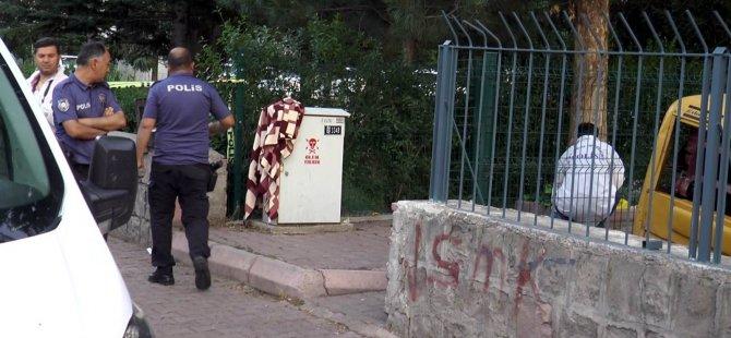 Bursa'dan kaçan eşini Kayseri'de buldu kurşun yağdırdı: 1,ölü 1 yaralı