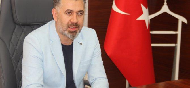 """Sedat Kılınç: """"İnşaat sektörü yüzde 40 küçüldü"""""""