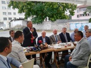 Kayseri'de Birlik Kahvaltısı yapıldı