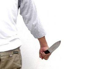 Koca Dehşeti Eşini 6 Yerinden Bıçakladı
