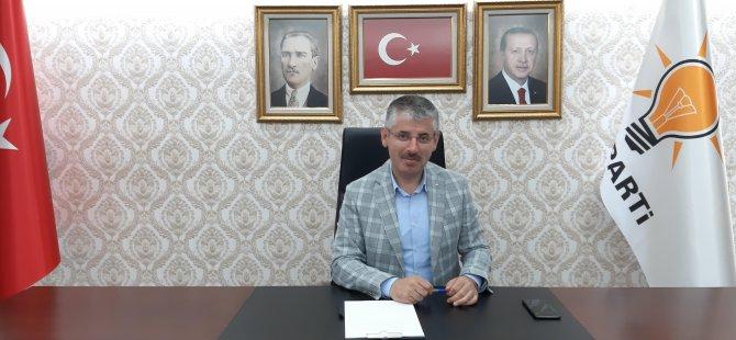 Ak Parti İl Başkanı Çopuroğlu gündemi değerlendirdi