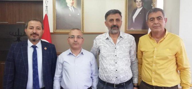 İYİ Parti Kocasinan İlçe Başkanı Şahin,Kurultayı Değerlendirdi