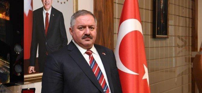 Kayseri OSB Başkanı Nursaçan'dan Bayram Mesajı